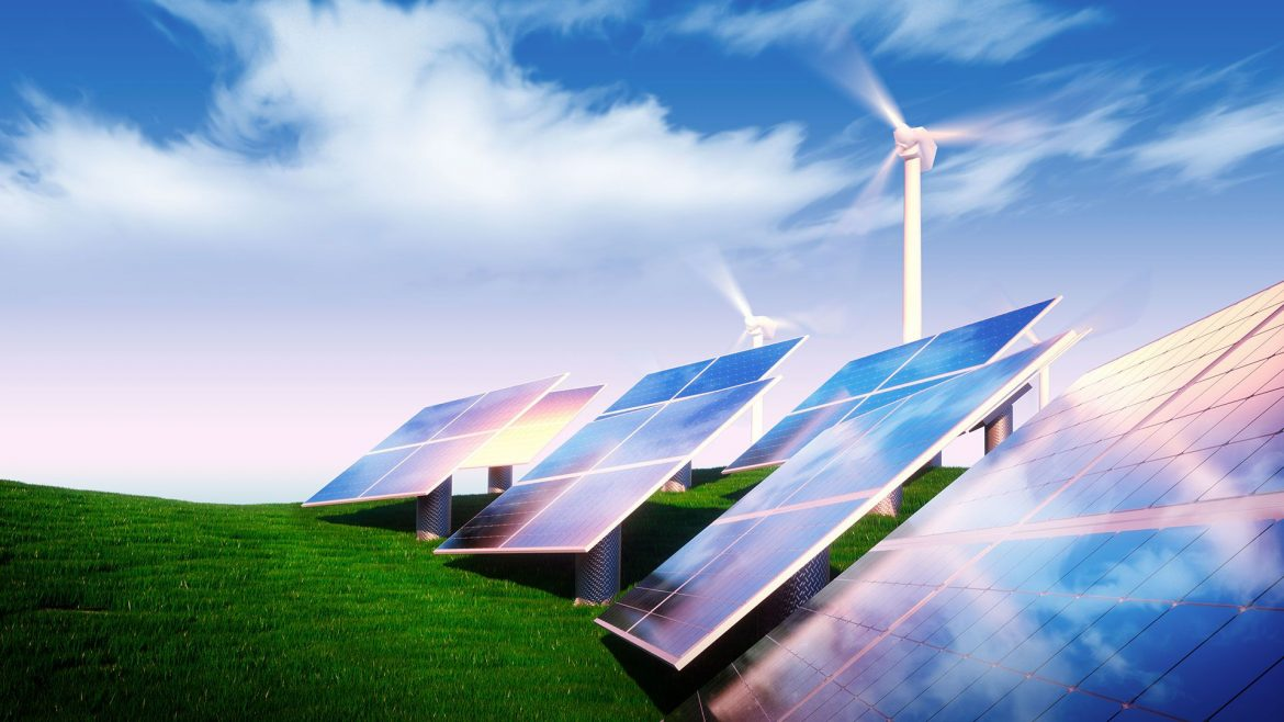 Renewable Energy Sources In Africa